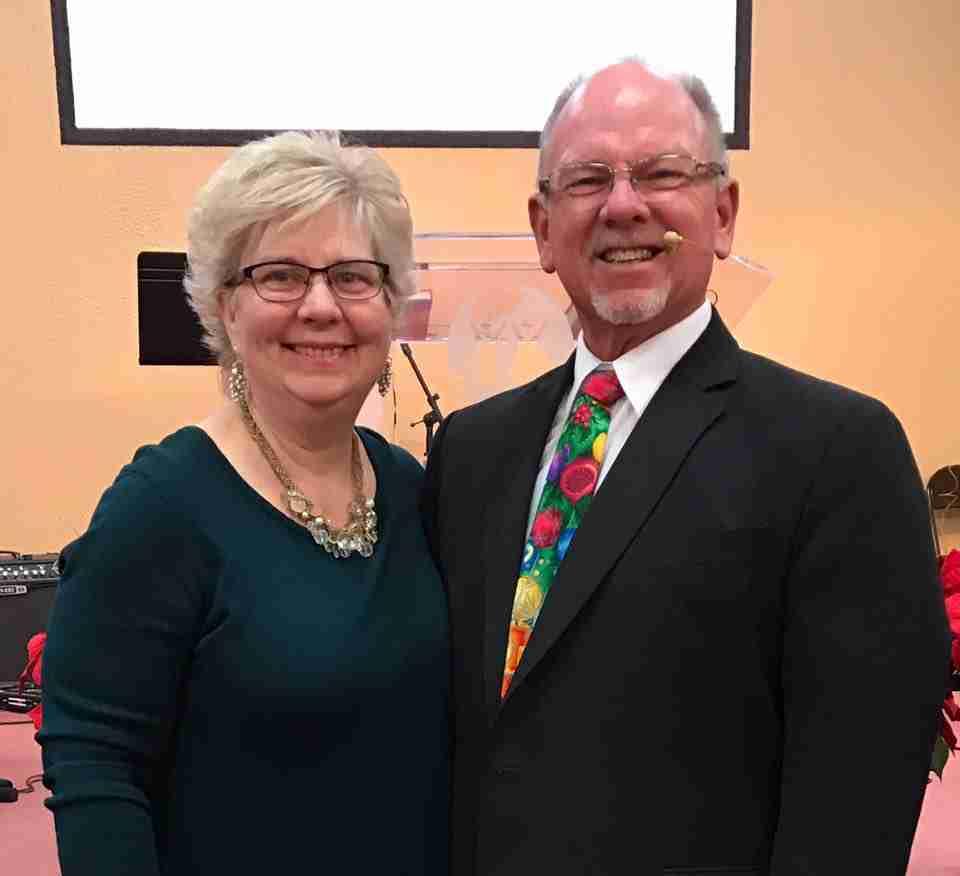 Pastors Scott and Tonya Culley